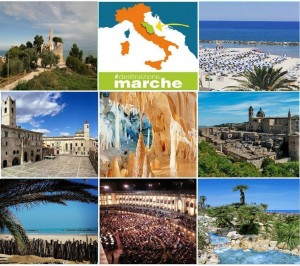 The beauty of the Marche region