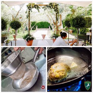 """Matrimoni in """"buone mani"""" Chef Davide Fabi Cannella"""