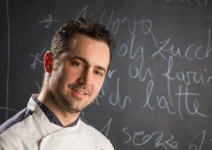 Chef Davide Camaioni