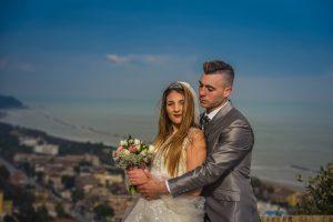 Matrimonio al borgo medievale di Marano