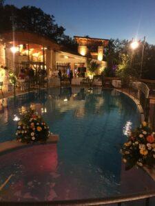 villa per matrimoni Casa Alexis By night