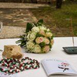 Matrimonio simbolico rito dei lacci e delle pietre